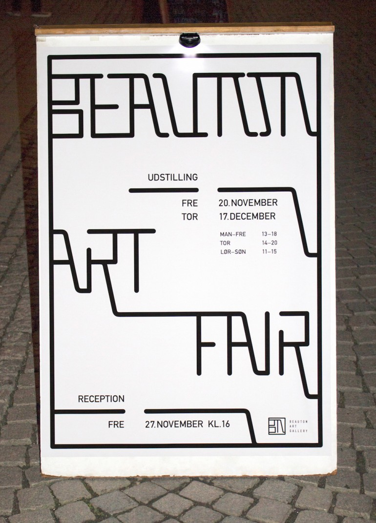 beauton_art_gallery_visual-identity-design-poster-in-gallery-freelance-graphic-designer-artist-marie-brogger