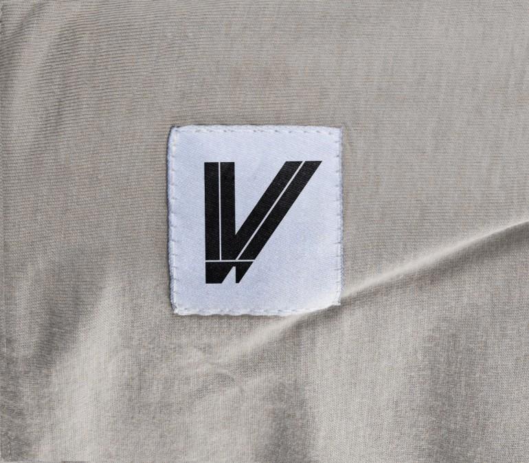 logo design by artist and designer Marie Brøgger